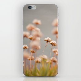 here comes the rain iPhone Skin