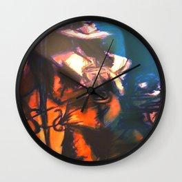 Jazzmen Wall Clock