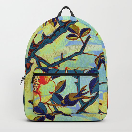 under the apple tree Backpack