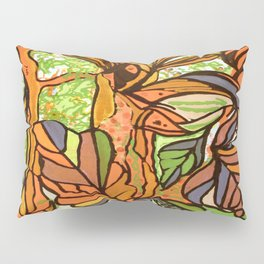 Outono sepia Pillow Sham