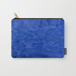 Pretty Blue Cases - Ombre - Stucco - Pillow - iPhone - Shower Curtains Carry-All Pouch