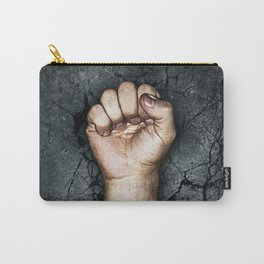 Protest fist Carry-All Pouch