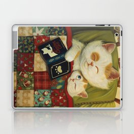 The cozy moment Laptop & iPad Skin