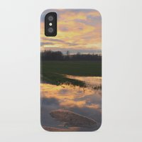 mirror iPhone & iPod Cases featuring Mirror by friz sala