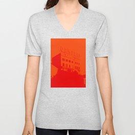 Venezia Red by FRANKENBERG Unisex V-Neck