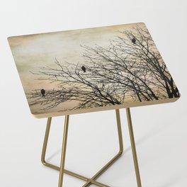 Three Birds Side Table