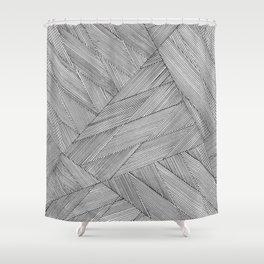 Anglinear Shower Curtain