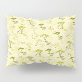 Acacia Trees Pillow Sham