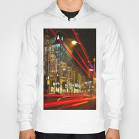 berlin Hoodies featuring Berlin! by Ricarda Balistreri