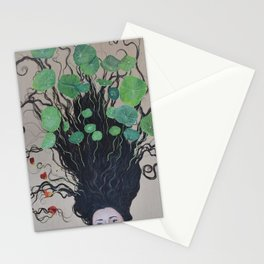 On Growing You Stationery Cards