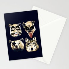 Give me a kiss Stationery Cards