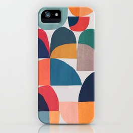 Outside in iPhone Case