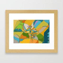 Mantis V2 Framed Art Print