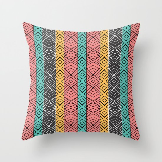 Artisan Throw Pillow
