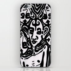 The Gossips iPhone Skin