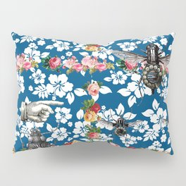 Rotary Bug on The Canal Pillow Sham