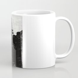 Ghostly Lines Coffee Mug