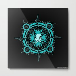 Ixion fayth Metal Print
