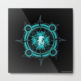 Ixion fayth Metal Print