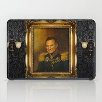 robin williams iPad Cases featuring Robin Williams - replaceface by replaceface