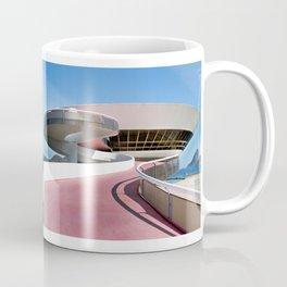 M.A.C. Contemporary Art Museum of Rio de Janeiro  Coffee Mug