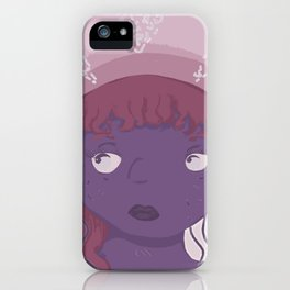 Jellymaid iPhone Case