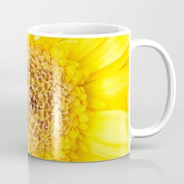 Sunny Summer Love - Yellow Gerbera #1 #decor #art #society6 Coffee Mug