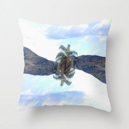 Pasargadae Throw Pillow