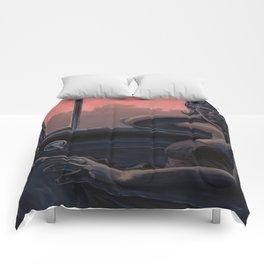 Between Towns Comforters