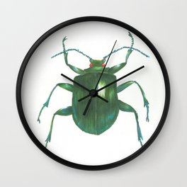 Big Beetle Wall Clock