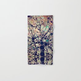 Colorful tree loves you and me. Hand & Bath Towel