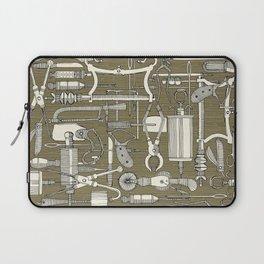fiendish incisions sage Laptop Sleeve