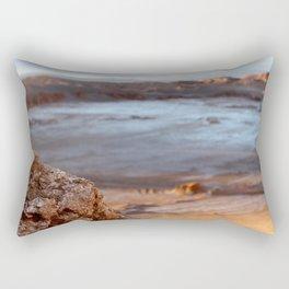 Atacama Desert Rock  Rectangular Pillow