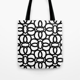 LETTERNS - Q - Arial Tote Bag