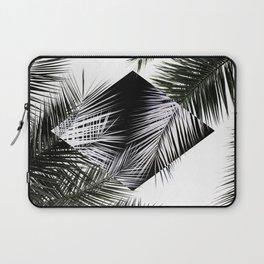 Palm Leaves 3 Geometry Laptop Sleeve