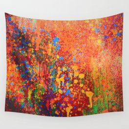 Splatter Wall Tapestry