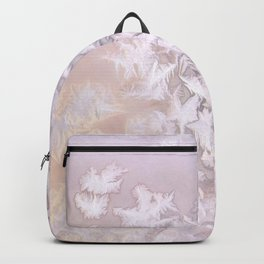 Frosted Window Pane Backpack