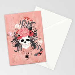 Fascination with the Morbs Stationery Cards