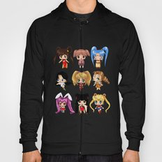 Anime Pigtails Hoody