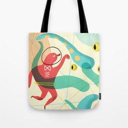Space Diplomacy Tote Bag