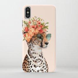 ROYAL CHEETAH iPhone Case