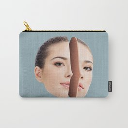 Double Personality Carry-All Pouch