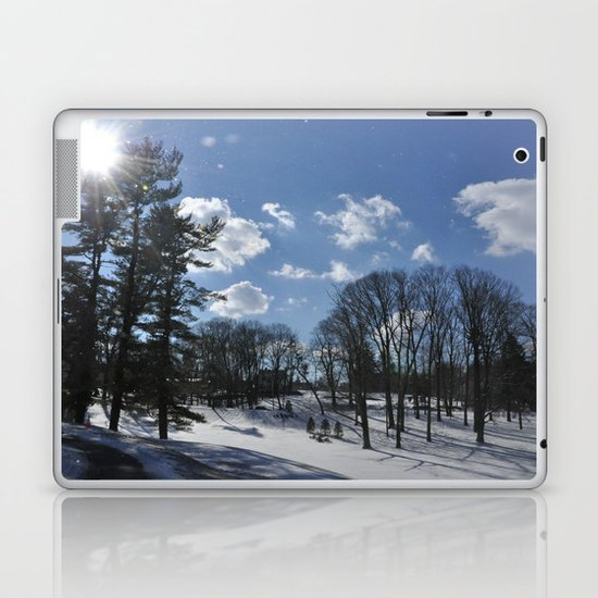 Winter Afternoon Laptop & iPad Skin