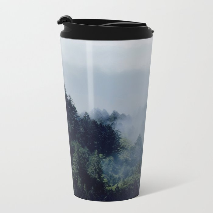 End in fire Metal Travel Mug