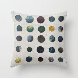 imagination / skepticism Throw Pillow