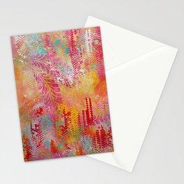 """Soar""   Original painting by Mimi Bondi Stationery Cards"