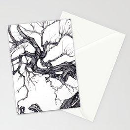 Gnarled Tree Stationery Cards
