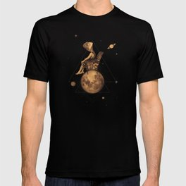 Queen of the Moon (mono) T-shirt