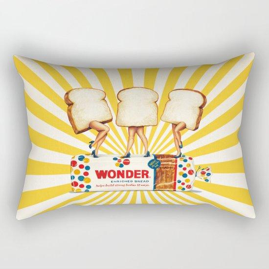 Wonder Women Rectangular Pillow