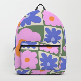 Floral seven Backpack